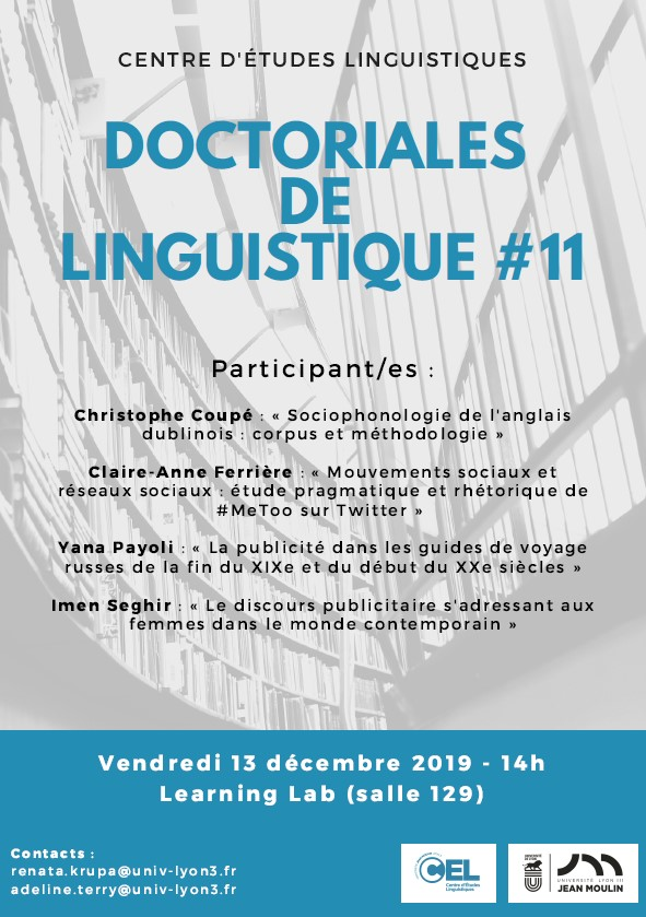 Affiche doctoriales 11