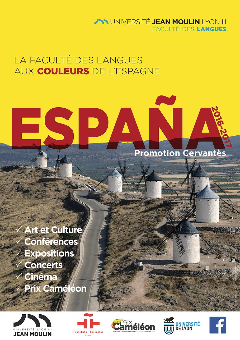 Année de l'Espagne