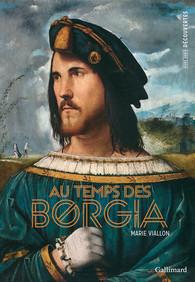 Illustration ouvrage Au temps des Borgia