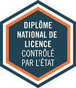 Diplôme National de Licence contrôlé par l'Etat