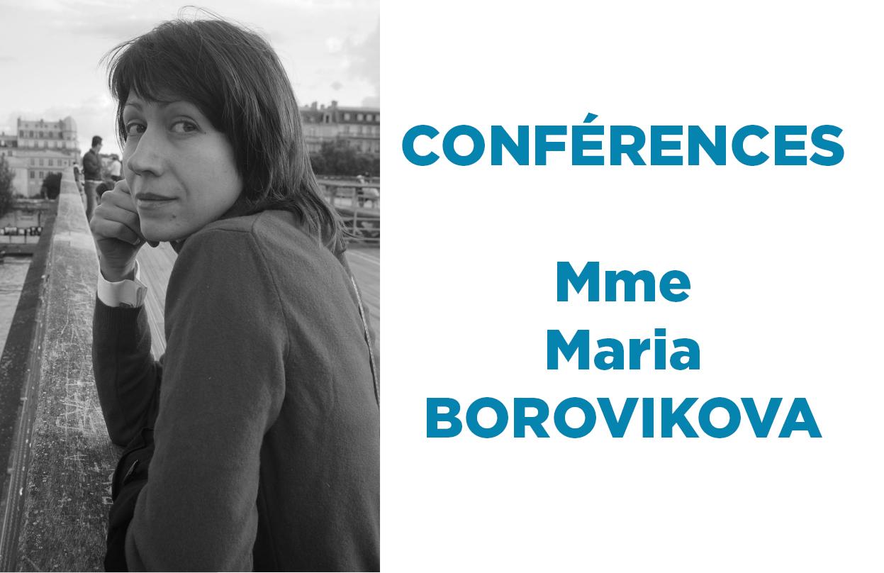 Maria BOROVIKOVA