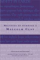 Mélanges en hommage à Malcolm Clay