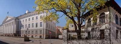 Université de Tartu (Estonie)