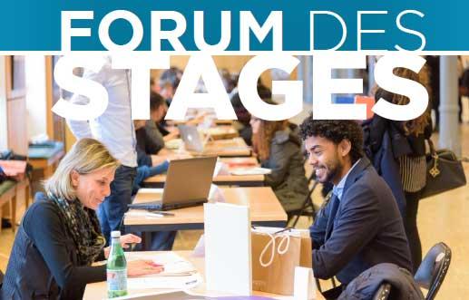 Forum des stages
